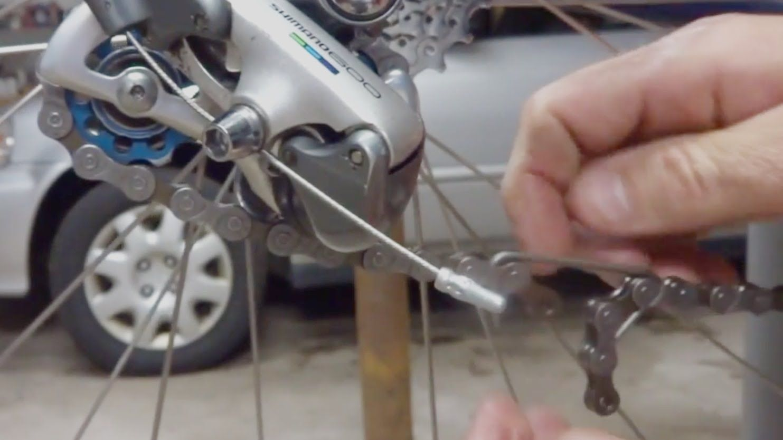 How To Size A Bike Chain Length Bike Chain Bike Bicycle