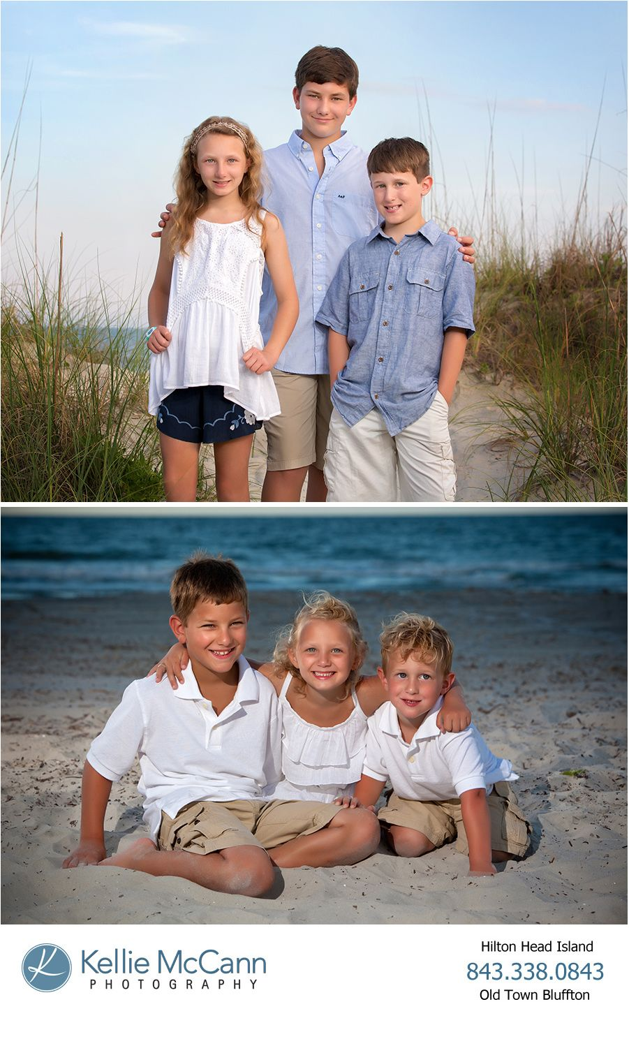 Fisher Children 2016 2010 Hilton Head Photographer Kellie Mccann Photography Specializes In Family