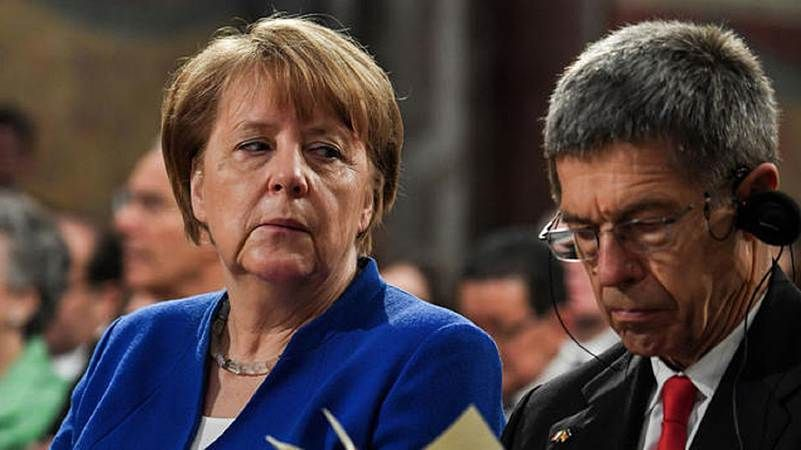 Merkel Ehe Aus