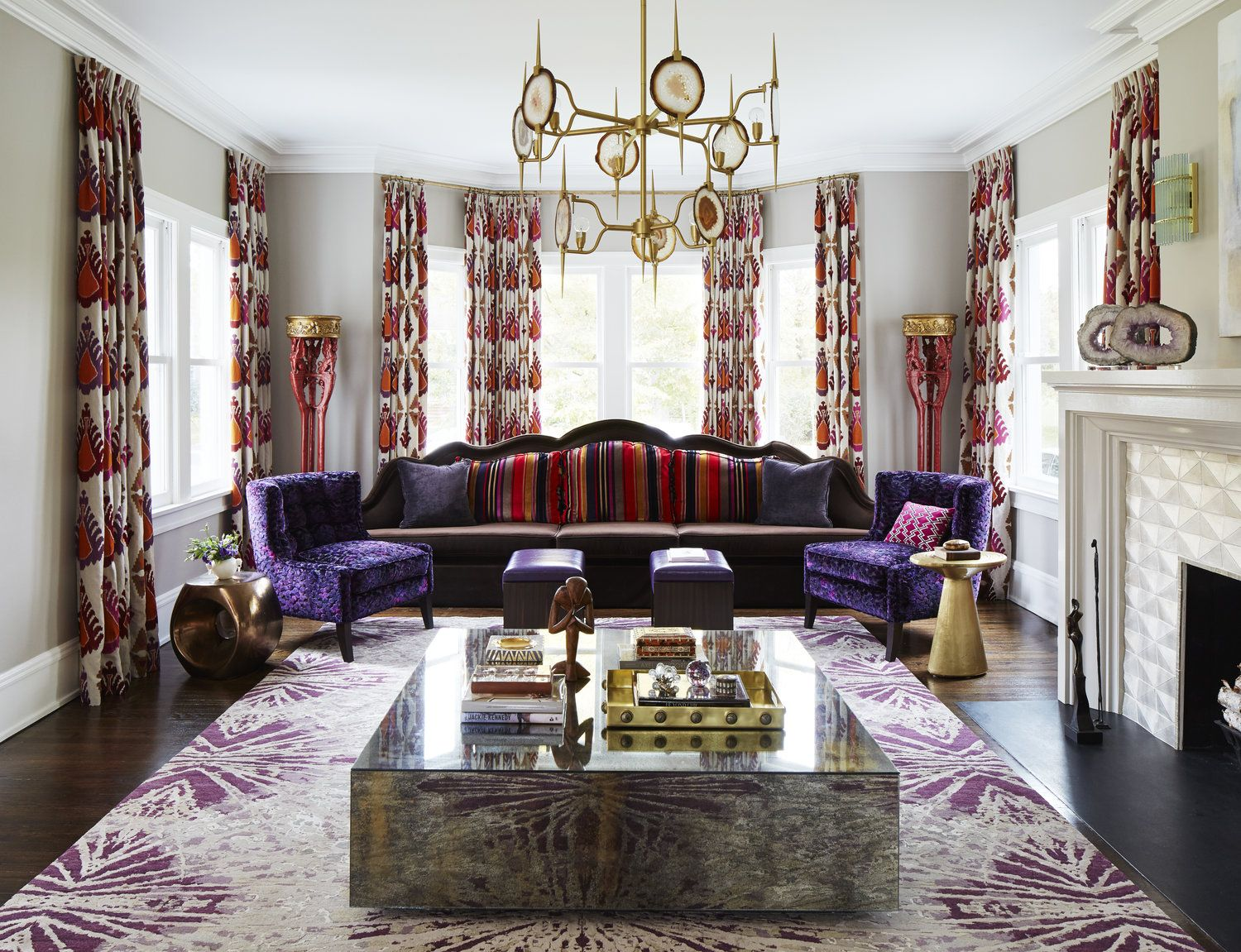Julia Buckingham Modern Meets Antique With Images Interior