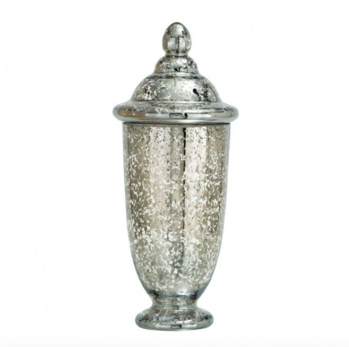 Large Mercury Apothecary Jar Decorated Jars Apothecary Jars