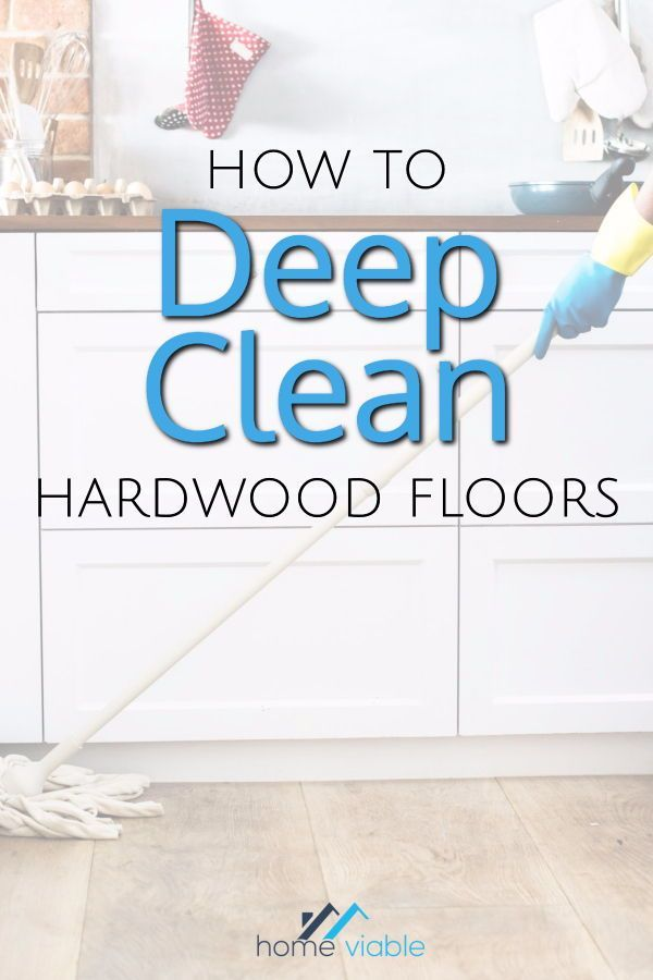 Hardwood Floors Need Deep Cleaning To Keep Them Shiny And Free Of