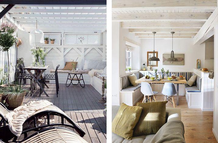 Cómo decorar tu segunda vivienda - El Patio de mi Casa