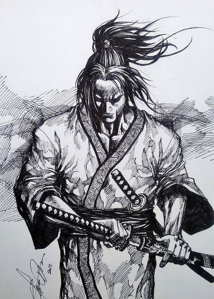 dike ruan armor of god pinterest samurai tattoo and drawings. Black Bedroom Furniture Sets. Home Design Ideas