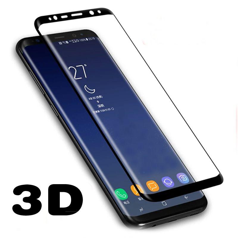 3d Pleine Couverture En Verre Trempe Pour Samsung Galaxy Note 8 Ecran Protecteur Pour Galaxy S8 Plus Pour Galaxy Samsung Galaxy Note 8 Screen Protector Samsung