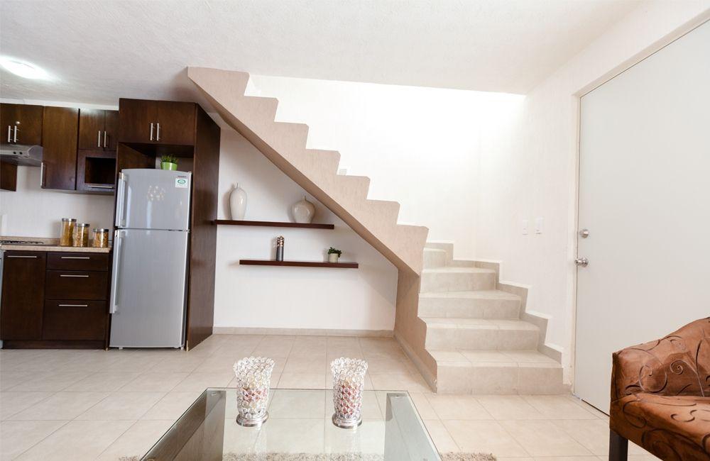 Exterior cocinas peque as pinterest infonavit casas for Ideas de construccion de casas pequenas