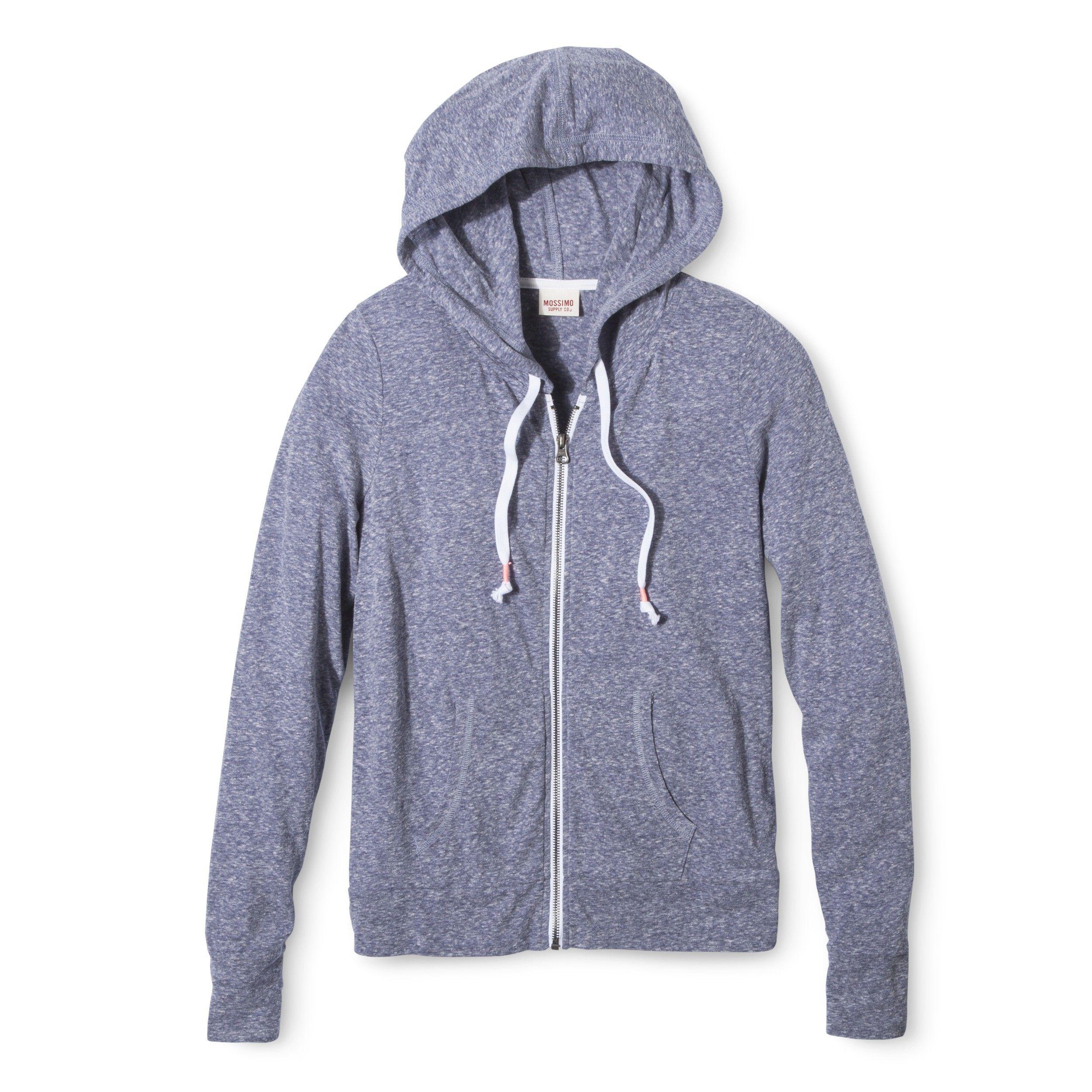 73d2718220cdbf Mossimo Supply Co. Junior's Lightweight Hoodie -... : Target ...