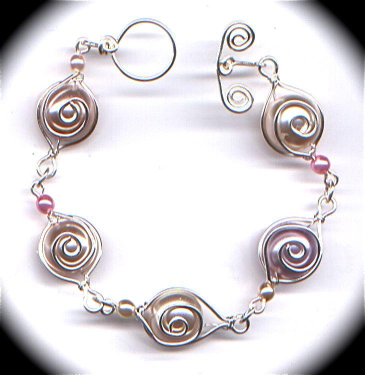 TUTORIAL - WireWorkers Guild   Jewelry   Pinterest   Tutorials, Wire ...