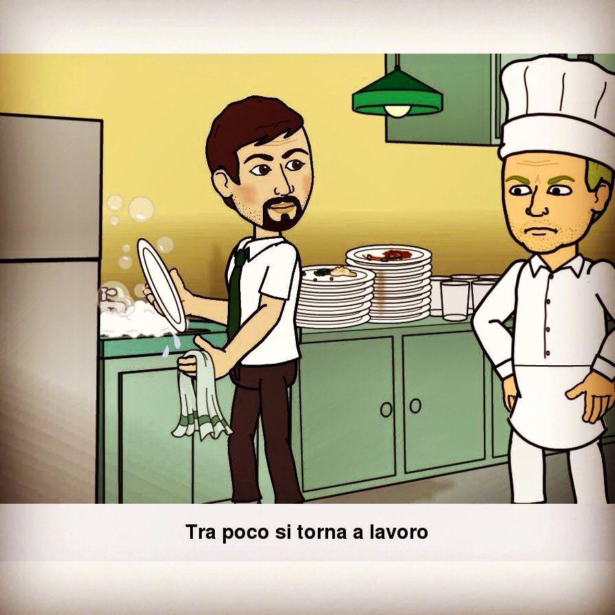 Tra poco si torna a lavoro #lavoro #voglia0 #milan #milano #city #città #pizzeria #via_farini_8 #daMartino #photo #foto #phonto #filtro #iphone #italia #it #filtro #instamoment #instafood #instagram #pinterest #like #kiss #friends #amici #follow #followme #followers