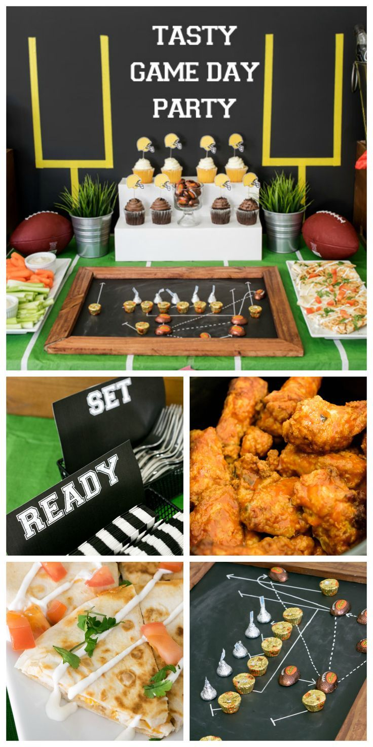 superbowlblog crissy bowl decor decorations party superbowl city super crafts football s