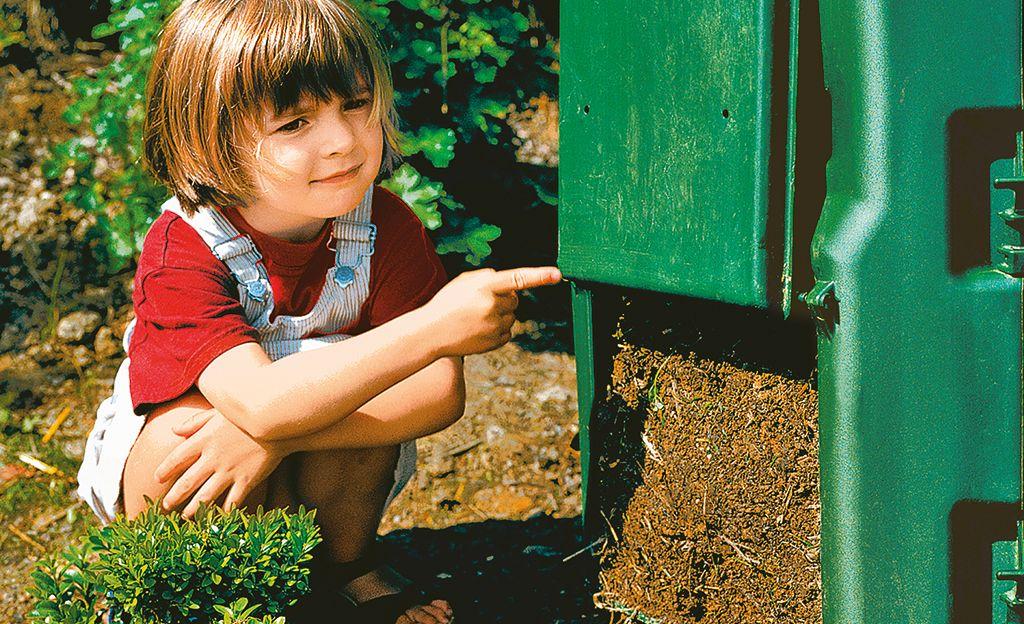 Thermo Komposter Kompost Und Tipps