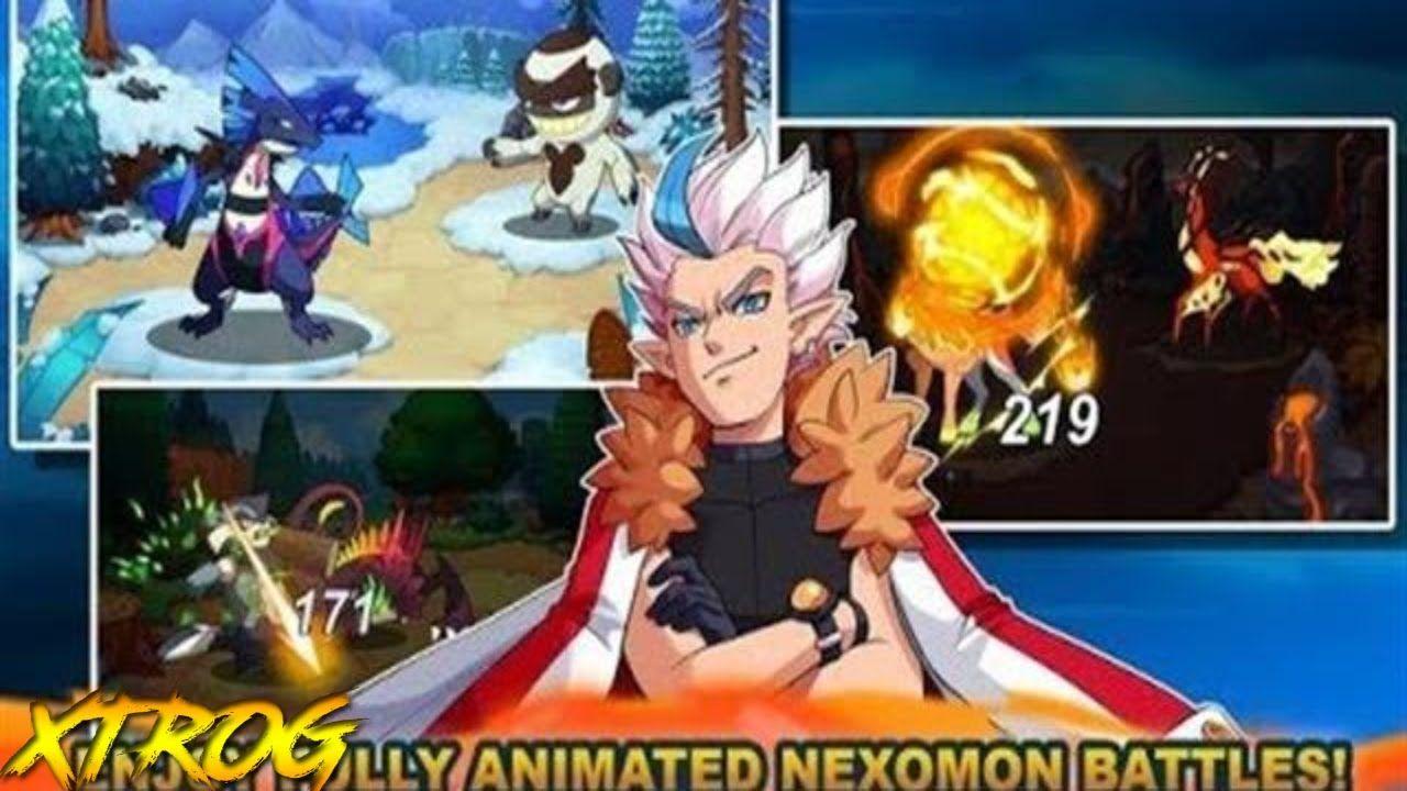 NEXOMON (Android/iOS) Official Walkthrough Gameplay