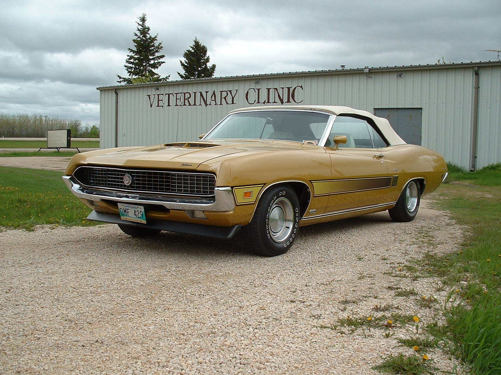 1970 Torino Gt Convertible 429 Click To Find Out More Http Ford Fastmusclecarcom Comment