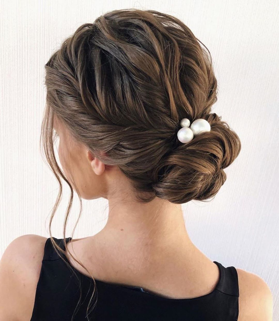 20 Wedding Hair Styling Best Ideas For Long Hair Show You The Perfect Self Wedding Hair Ideas In 2020 Long Hair Styles Hair Styles Wedding Hairstyles