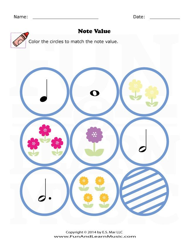 Note Value