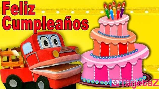 Carritos feliz cumple 630x354 cumplea os feliz videos - Felicitaciones cumpleanos infantiles ...