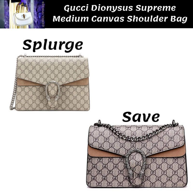 fab76845584299 The Ultimate Gucci Bags Dupe List | Designer Dupes | Pinterest ...