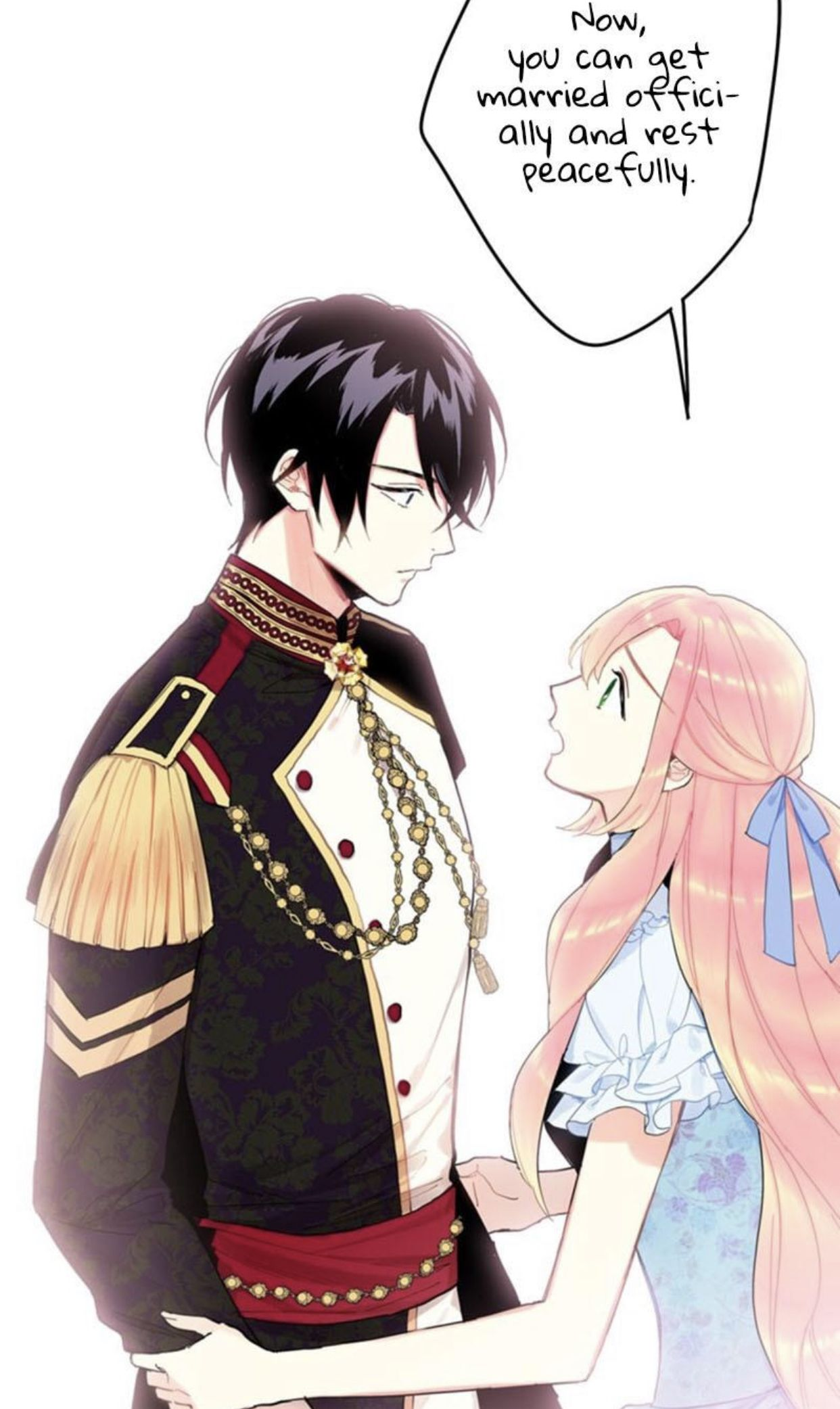 Chapter 24 Anime Love Couple Anime Princess Manhwa