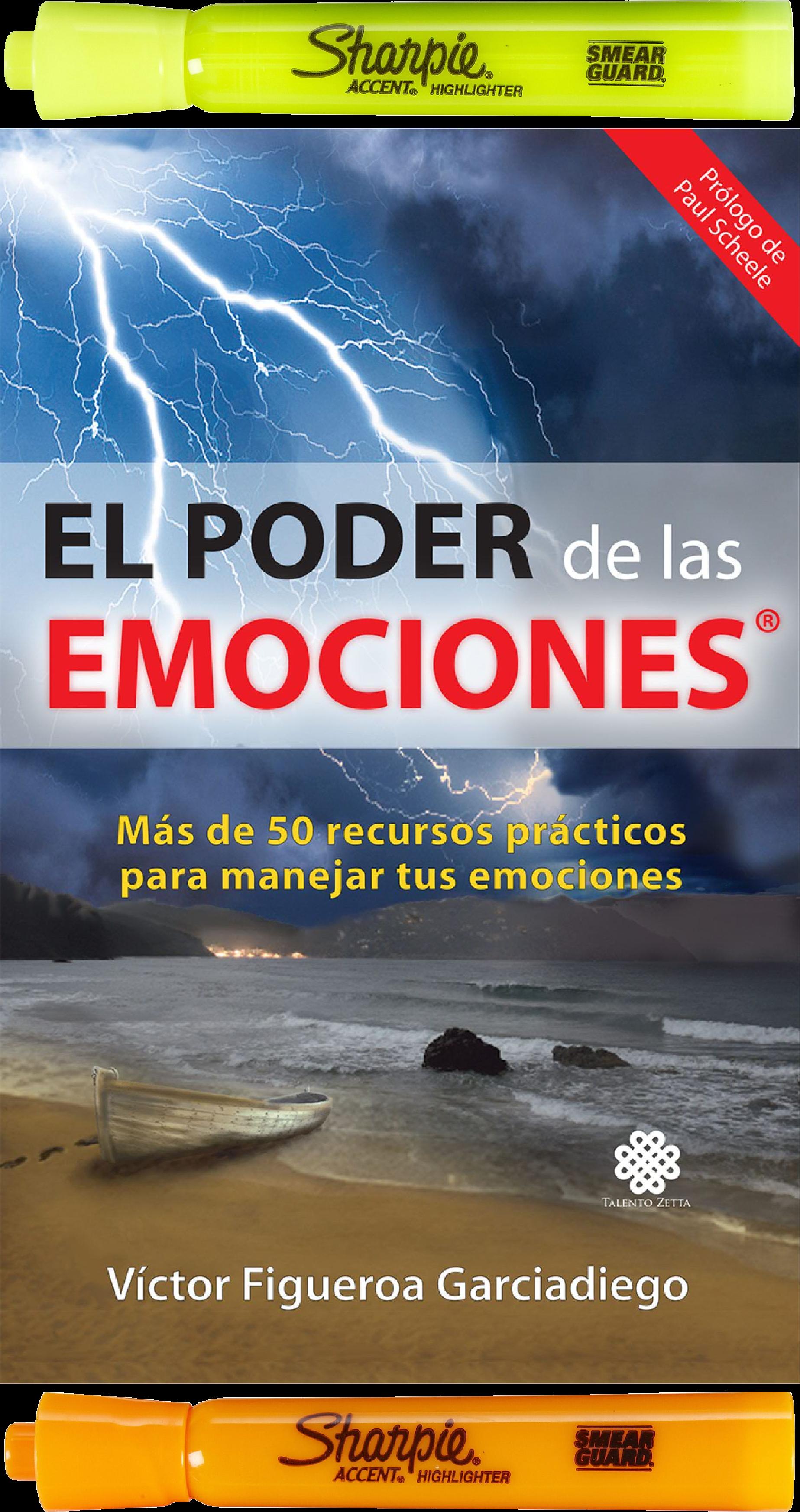 El Poder De Las Emociones Víctor Javier Figueroa Libros De Motivación Libros De Autoayuda Inteligencia Emocional Educacion