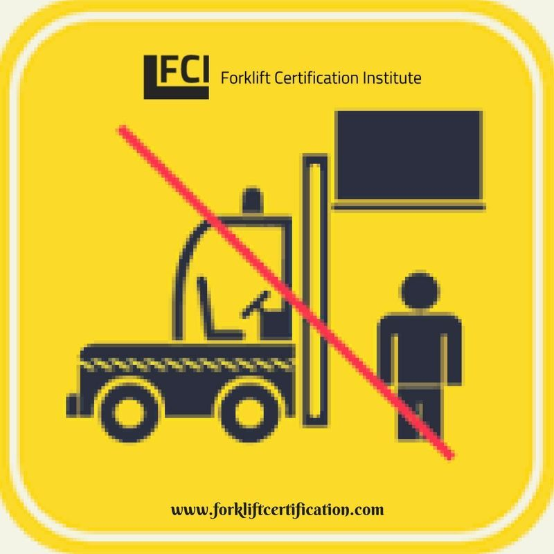 Safety first!! #forklift #forklifttraining # ...