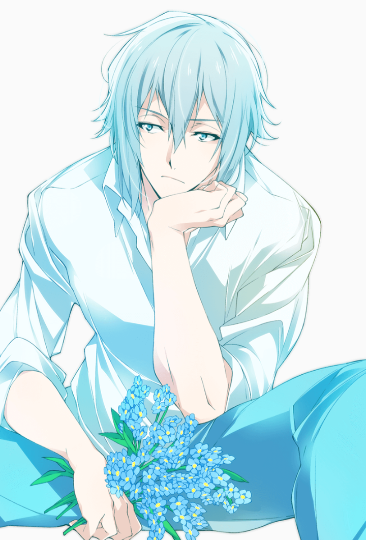 Idolish7 Cards in 2020 Anime guys shirtless, Anime, Cute