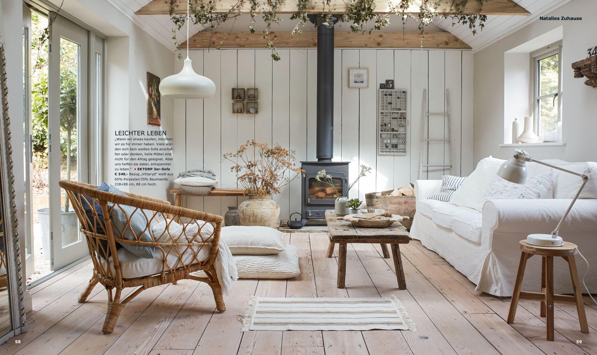 IKEA Katalog und Broschüren   Wohnzimmer ideen wohnung, Haus und wohnen, Landhaus wohnzimmer