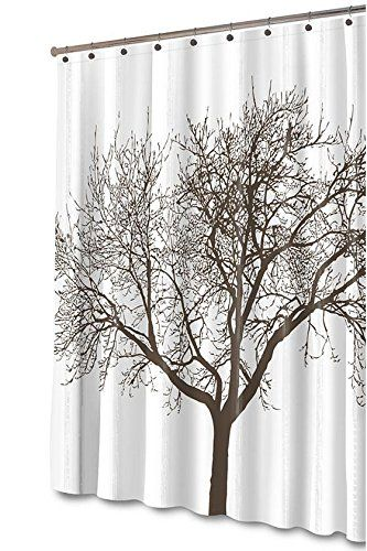 Brown Tree Shower Curtain 72X70 BROWN Find Out More About The Great Product At Image Link