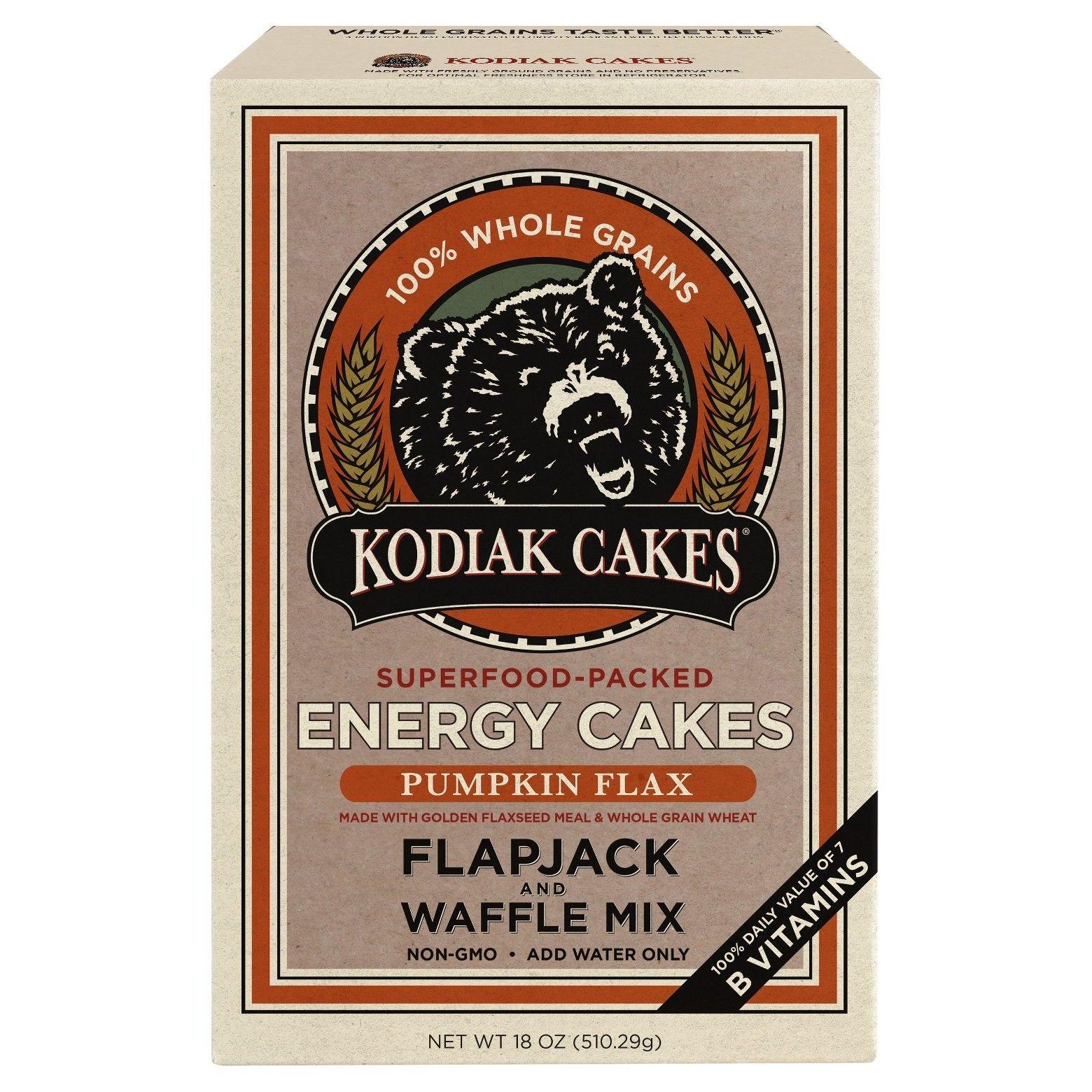 Kodiak cakes almond poppyseed flapjack waffle mix 18oz