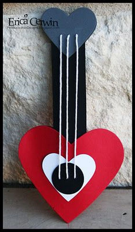 Unique Homemade Valentine Card Design Ideas holidays – Creating Valentine Cards