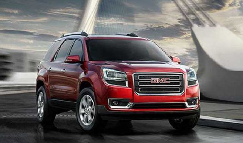 2018 Gmc Acadia Denali Redesign Changes Release Date And Price