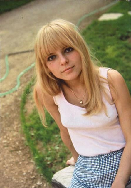 france gall fake nude