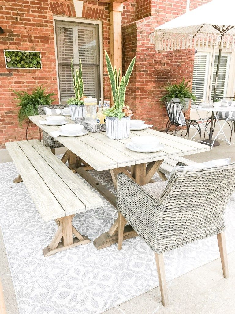 Outdoor Dining Area Ideas Homegoods Accessories Home Goods