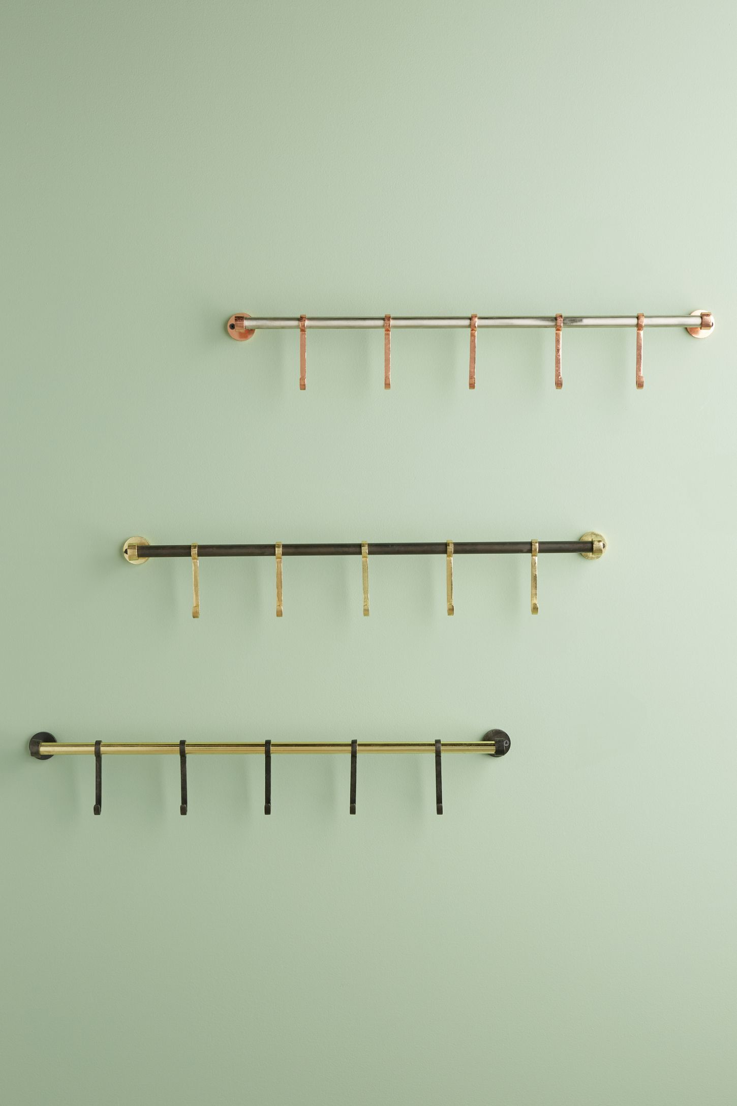 Lusso Hook Rack Hook Rack Rack Wall Mounted Coat Rack