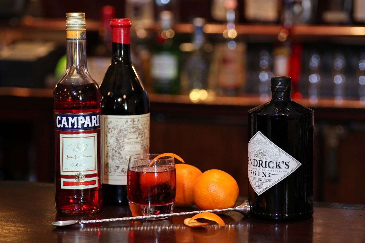 Negroni | Cocktails | Gin Foundry