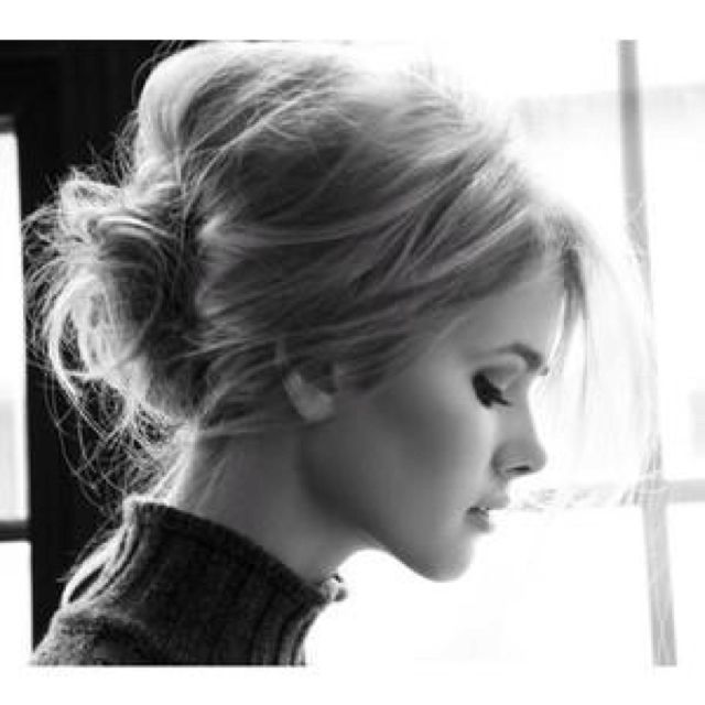 Classic French hairstyle. Love it!#Repin By:Pinterest++ for iPad#