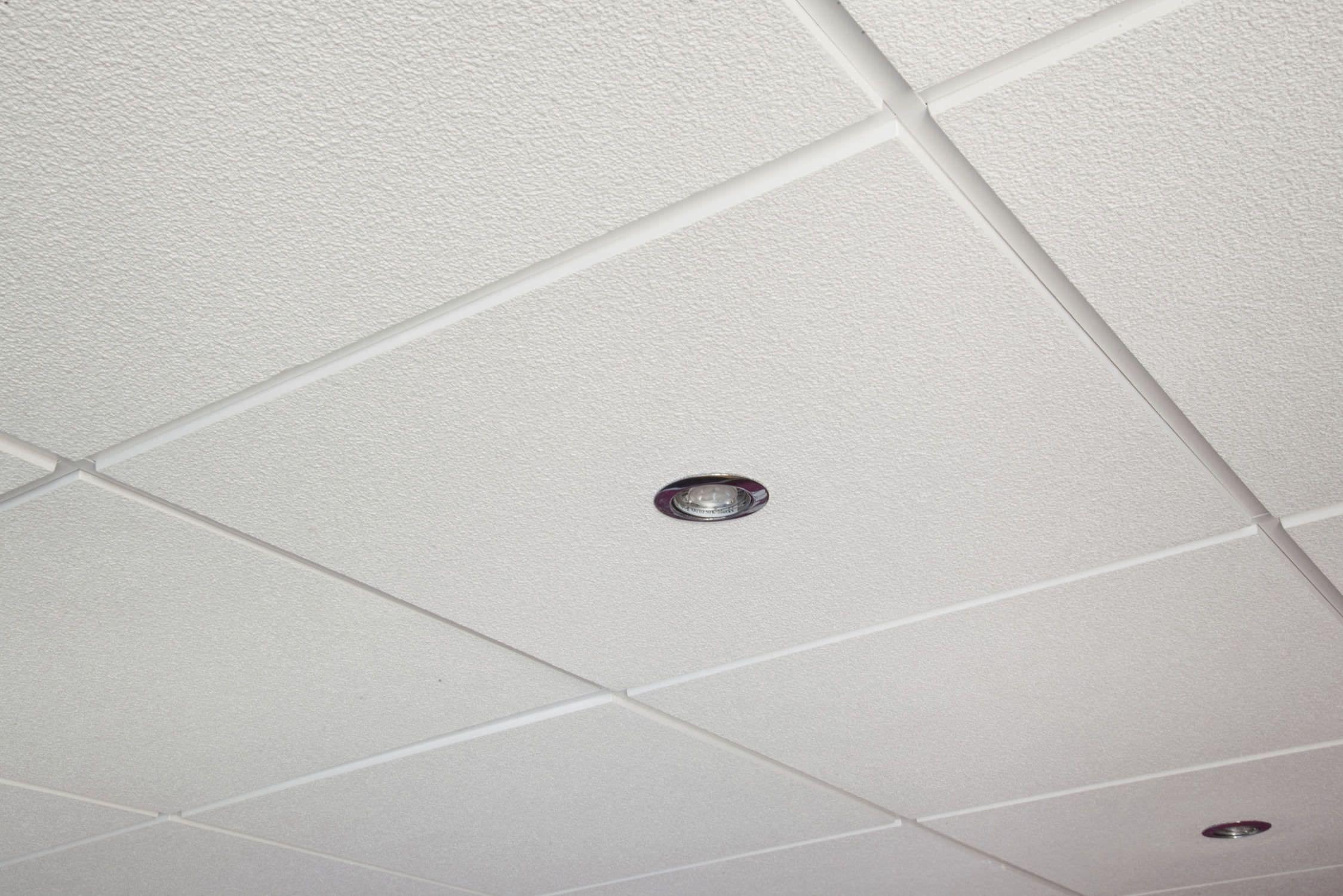 Armstrong Vinyl Faced Gypsum Ceiling Tiles