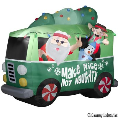 You can find this groovy Airblown at\u2026Lowes! 2013 Gemmy Christmas - lowes halloween