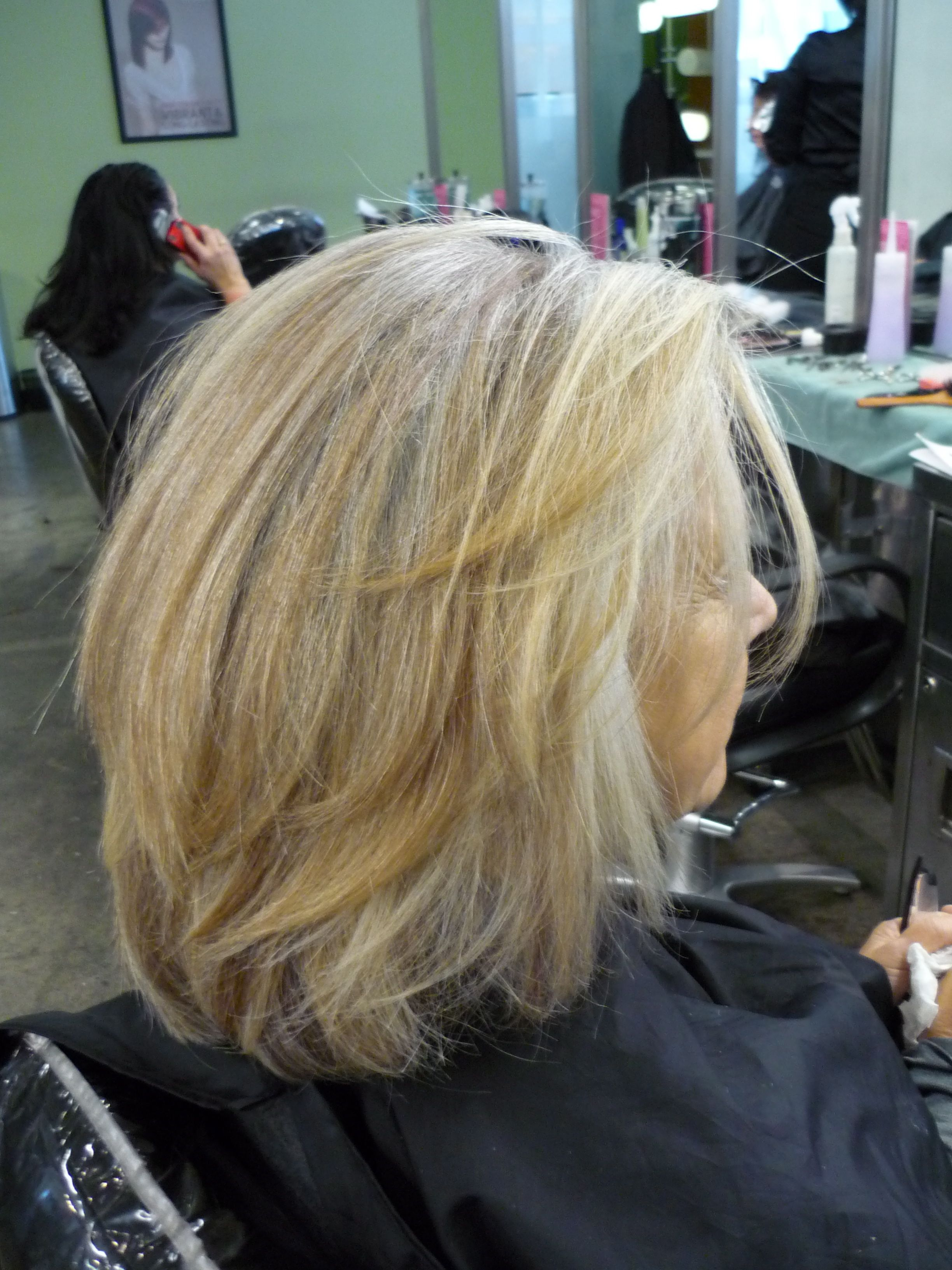 lowlights to blend gray hair lowlights for gray hair greyblending 171 you can get there