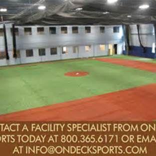 Indoor Baseball Facility Design Indoor Batting Cage Sports Today Baseball