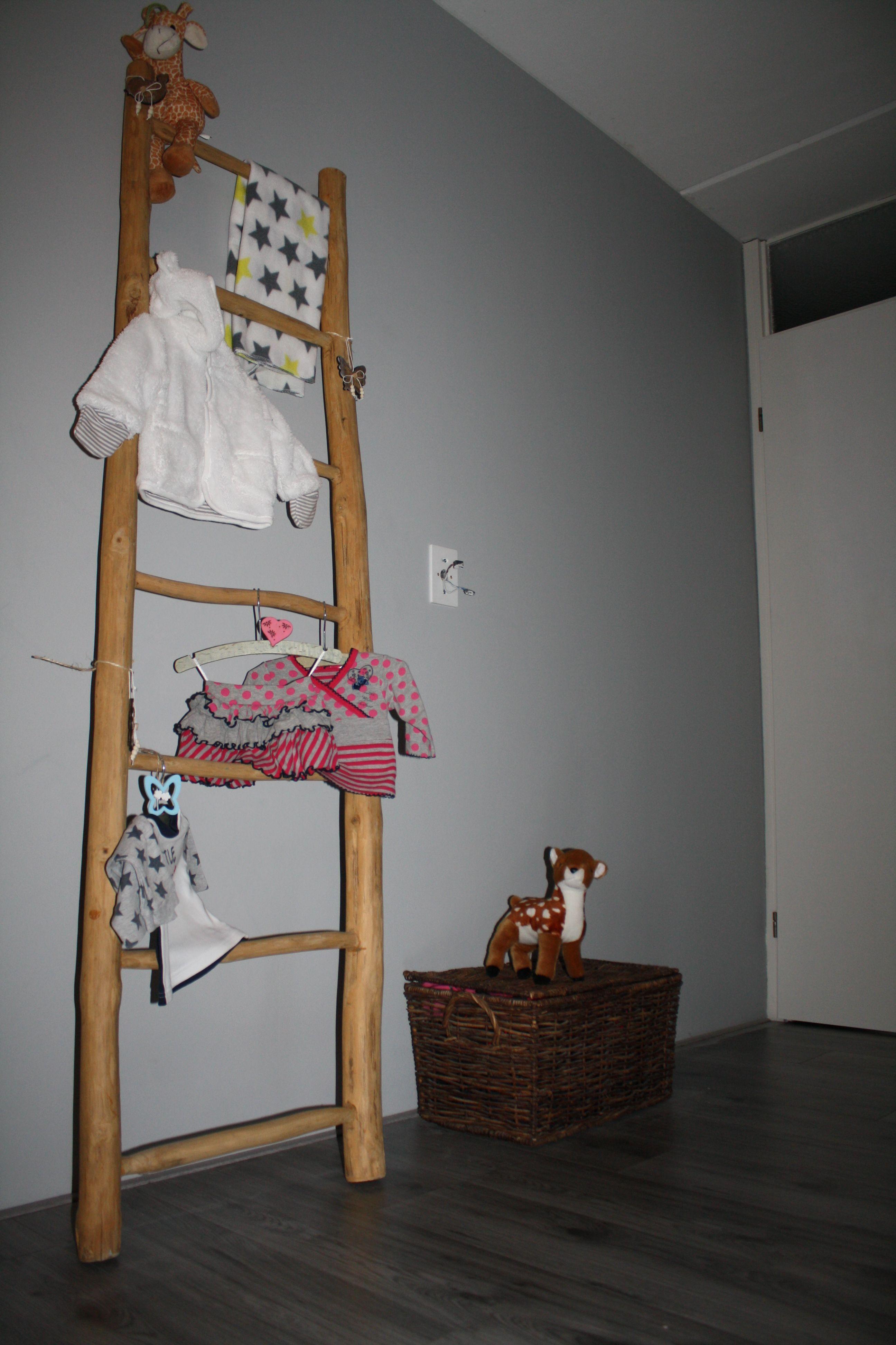 babykamer neutraal (voor jongen of meisje). thema: hout / wood, Deco ideeën