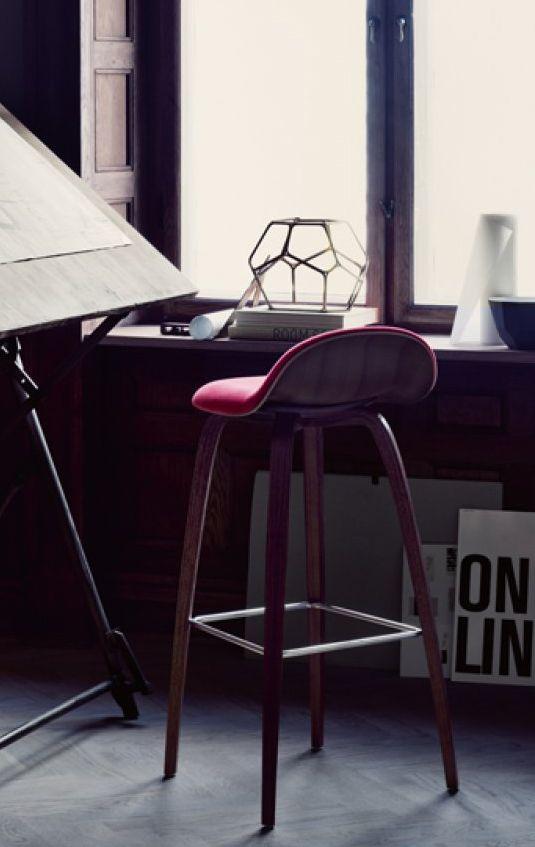 Architecture Drawing Desk gubi 3 stool, gubi | bar stools | pinterest | stools and 3)