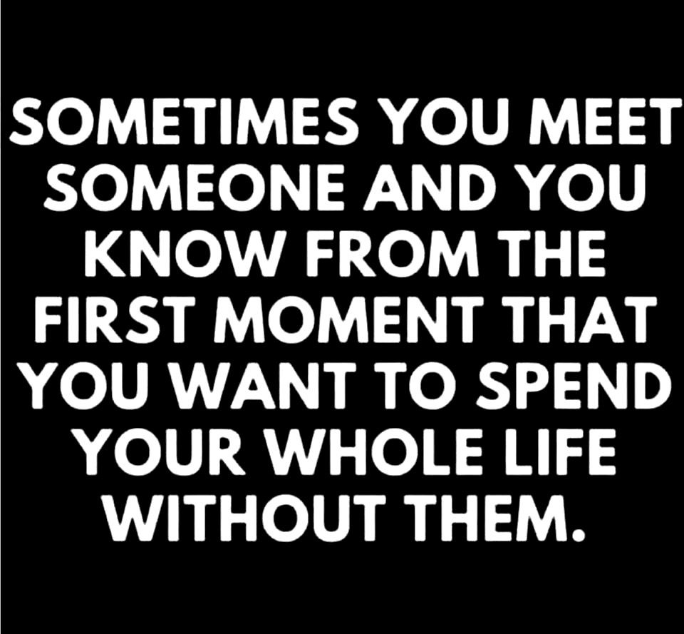 Sometimes You Meet Someone Funny Quotes Meeting Someone Inspirational Quotes
