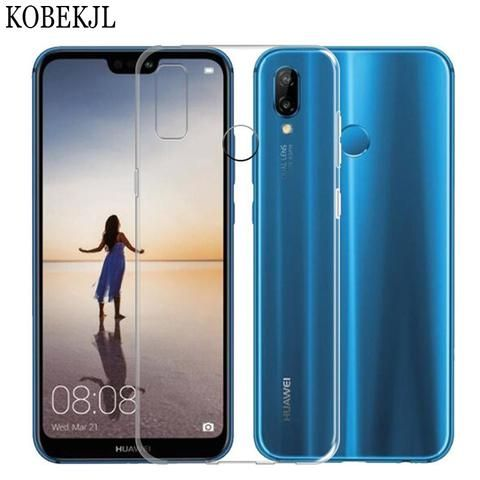 best service 36643 4143b Details about For Huawei P20 Lite Case Huawei P20 Lite Case Soft ...