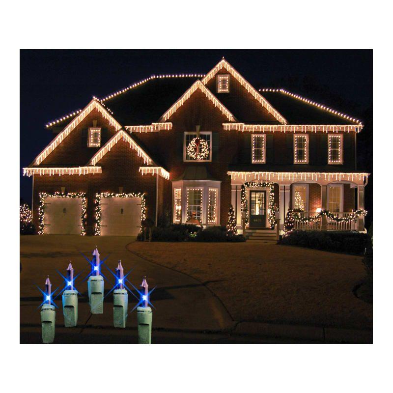Christmas At Winterland Wl Ic100 B Christmas Lights Outside Christmas House Lights Outdoor Christmas