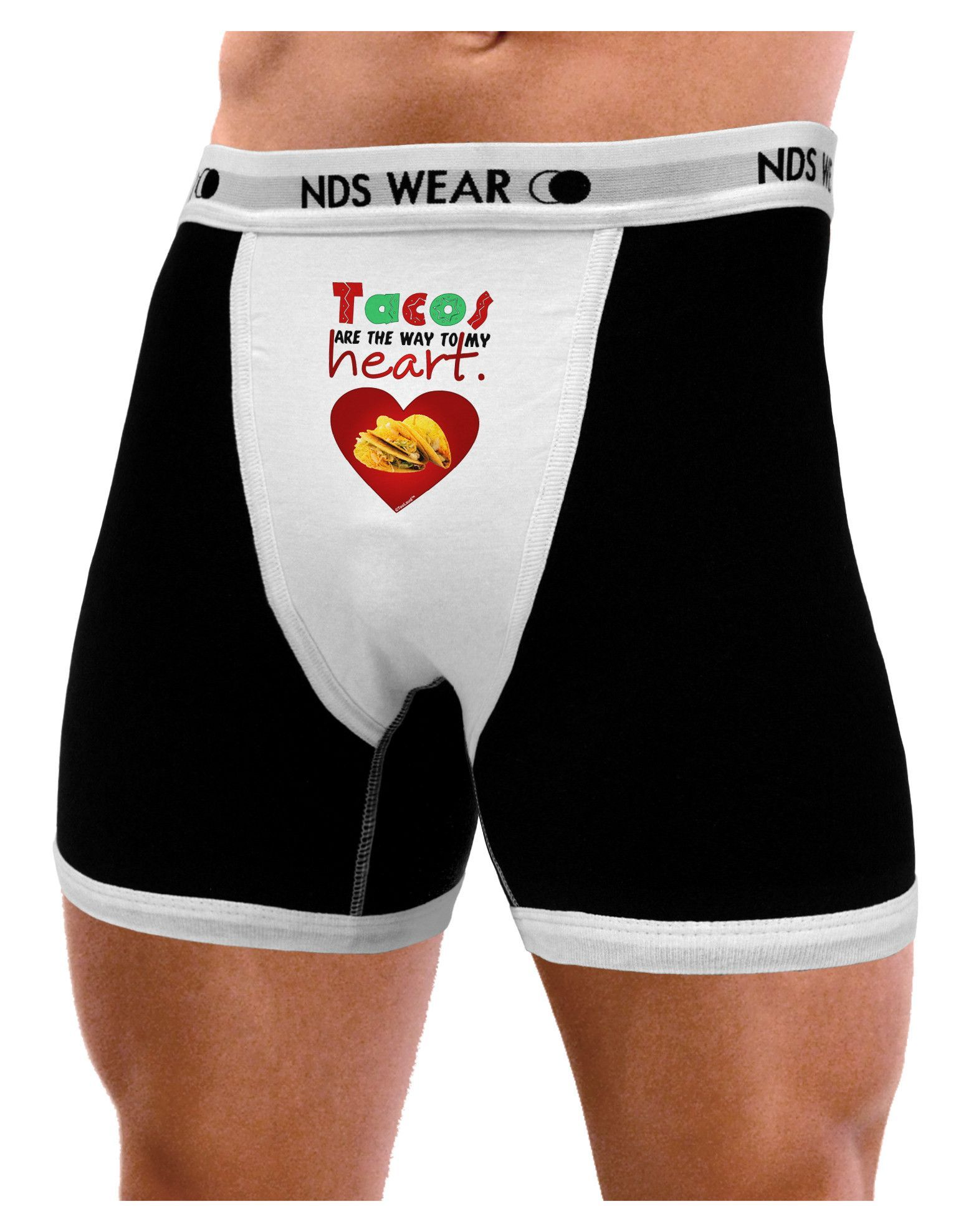 8c5b17d6ed35 ... NDS Wear Boxer Brief Underwear. This print is perfect for all of the  die-hard taco fanatics out there. These fun printed garments are a great  personal ...