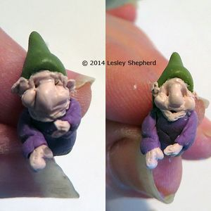 How To Make Tiny Garden Gnomes For Fairy Gardens Or Jewelry