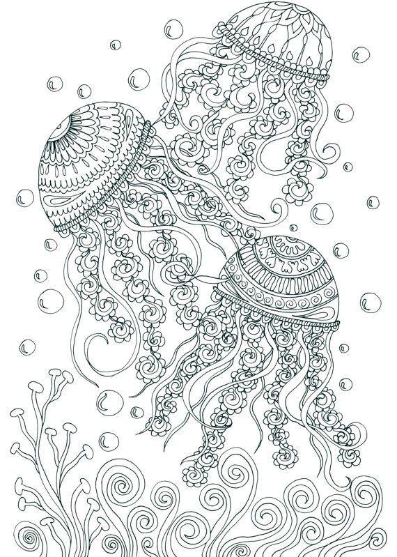 Pin von Darci Hopper auf Adult Coloring Pages   Adult Coloring Pages ...