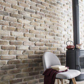 plaquette de parement b ton beige nuanc auxonne leroy. Black Bedroom Furniture Sets. Home Design Ideas