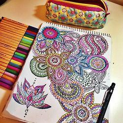 Cute Flower Drawings Tumblr