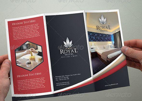 Resultado de imagen para brochure de hoteles Diseño Pinterest - hotel brochure template